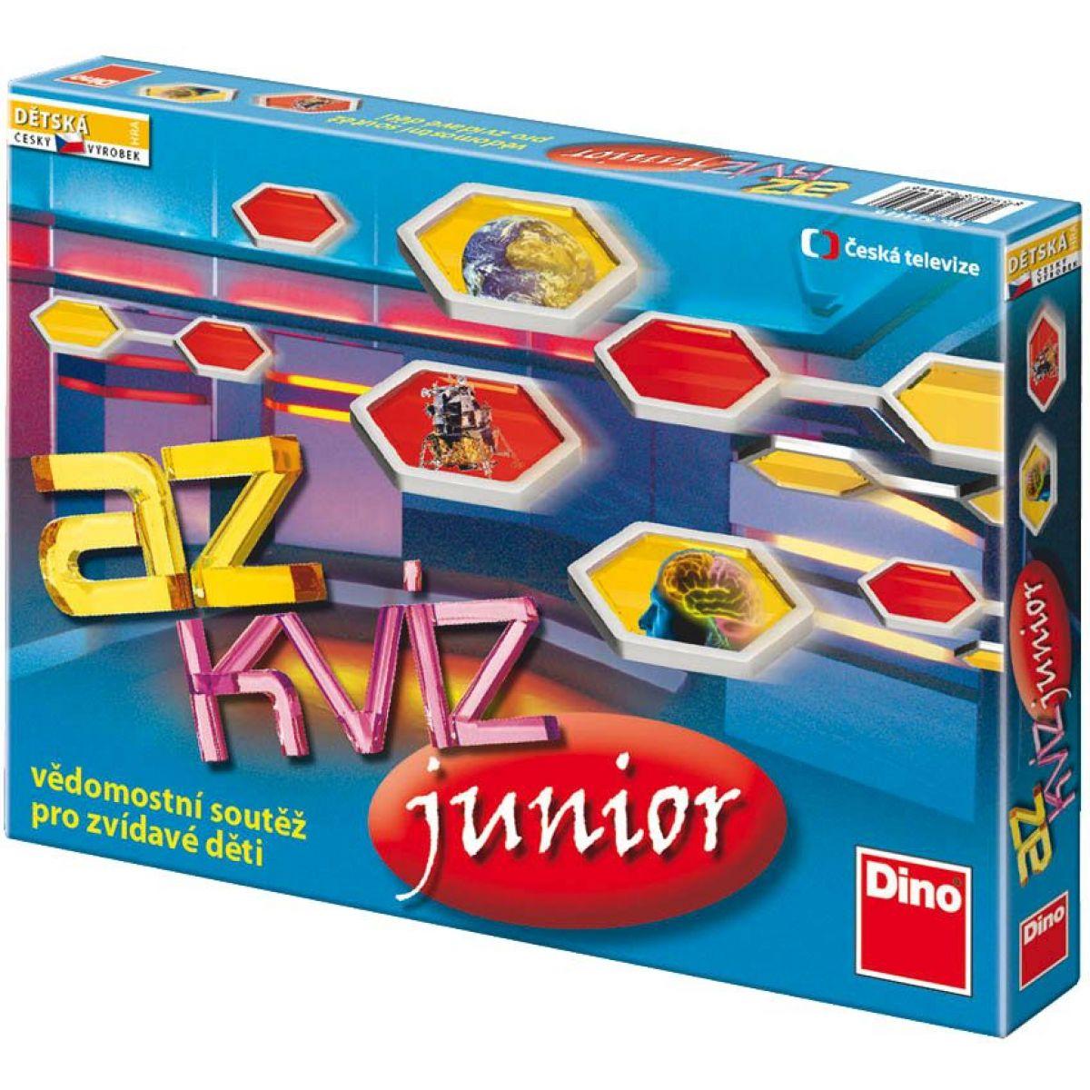 Dino AZ kvíz: Junior