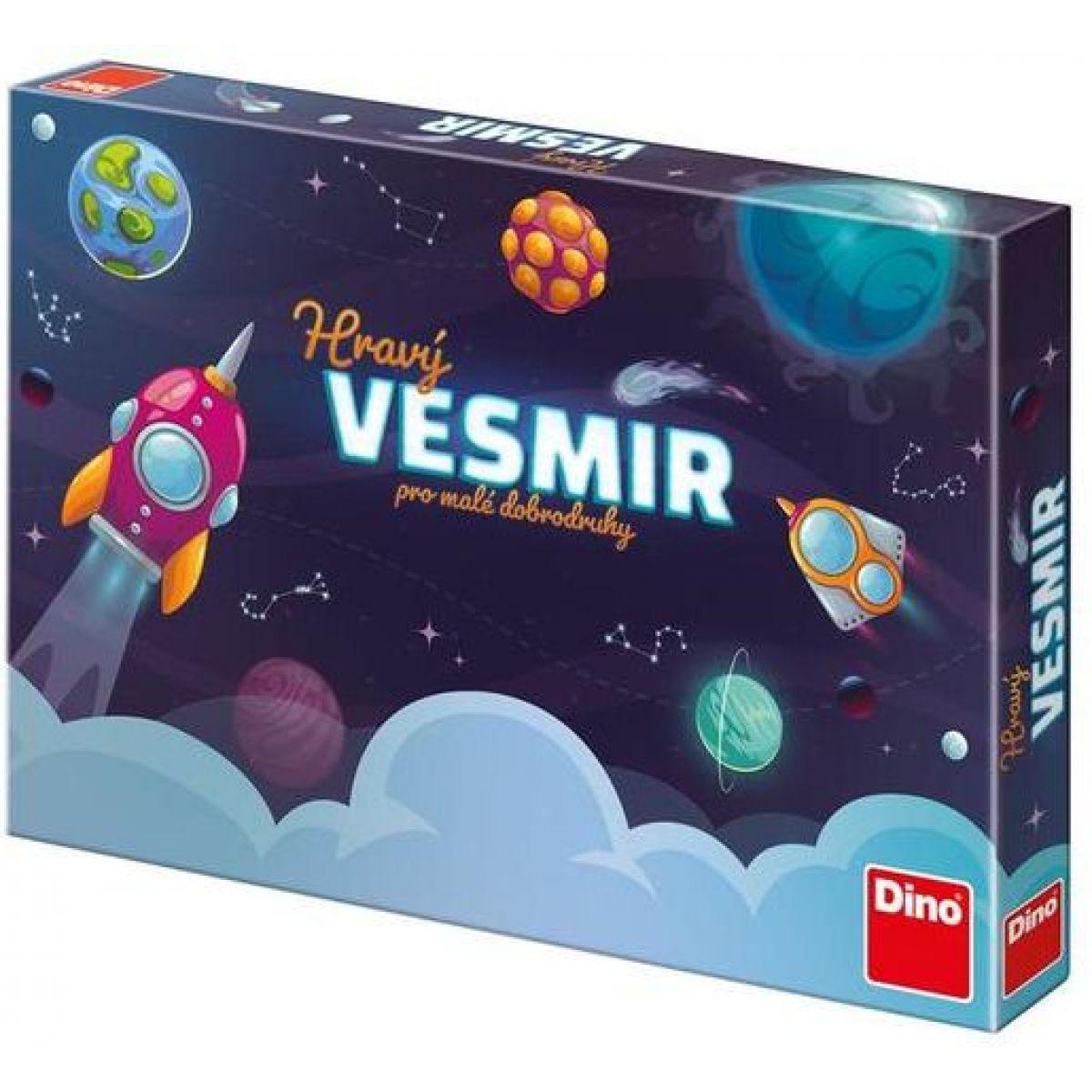 Dino Hravý vesmír detská hra