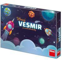Dino Hravý vesmír dětská hra