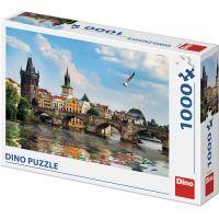 Dino Karlův Most 1000 dílků puzzle