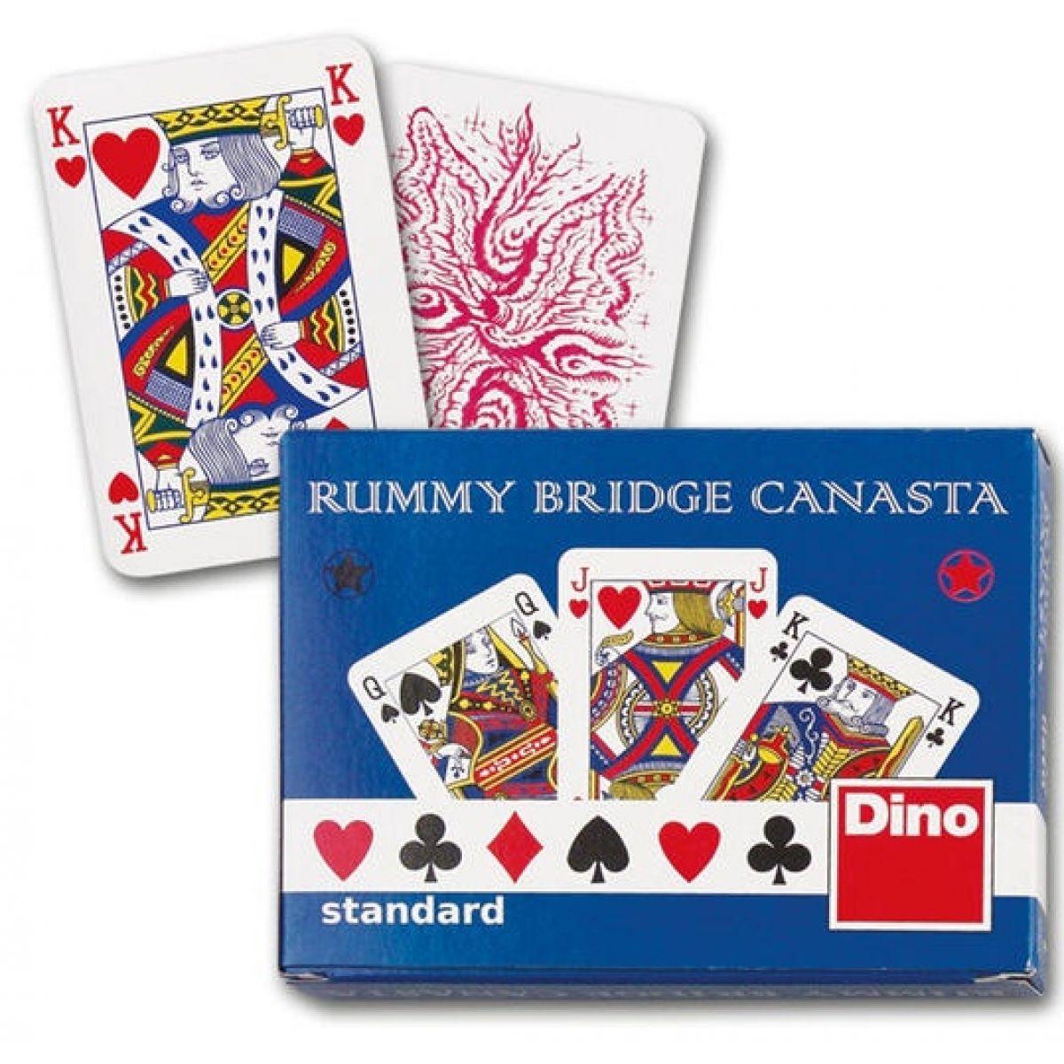 Dino Canasta: štandard