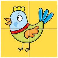 Dino Kocky pre najmenších detičky 4 ks 2