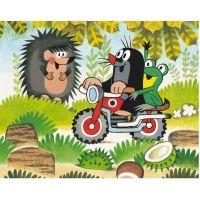 Dino Kocky Krtko a dopravné prostriedky 20 kociek 2
