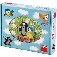 Dino Krtek a ptáček kubus