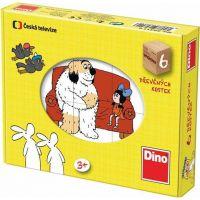 Dino Kocky kubus Rozprávky 6 ks