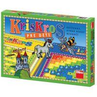 Dino Kris Kros detská SK verzia