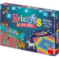 Dino Kris kros detský detská hra