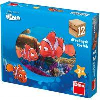 Dino Kubus 12 kociek Nemo