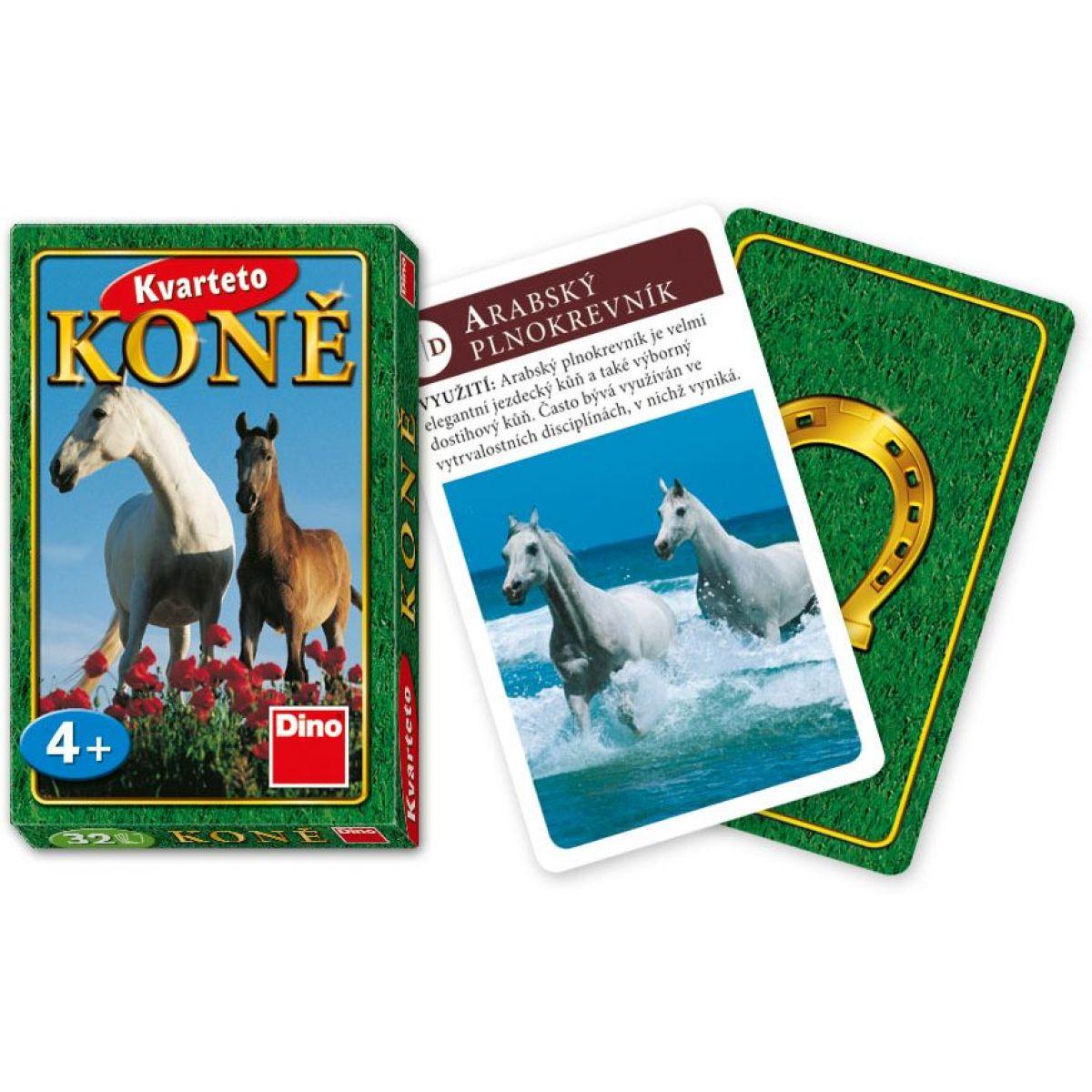 Dino Kvarteto: Koně