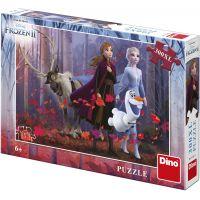 Dino Ledové království II 300 XL puzzle