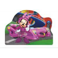 Dino Mickey a Minnie na pretekoch puzzle 4 x 54 dielikov 2