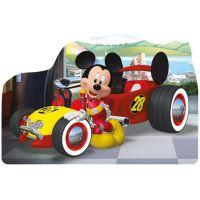 Dino Mickey a Minnie na pretekoch puzzle 4 x 54 dielikov 4