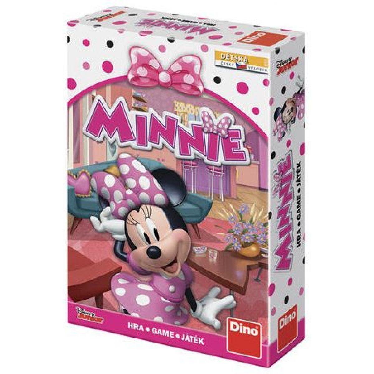 Dino Minnie detská hra