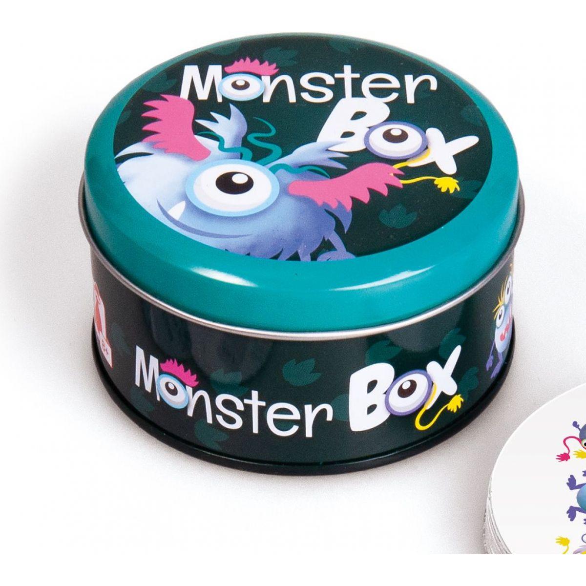 Dino Monster box cestovná hra