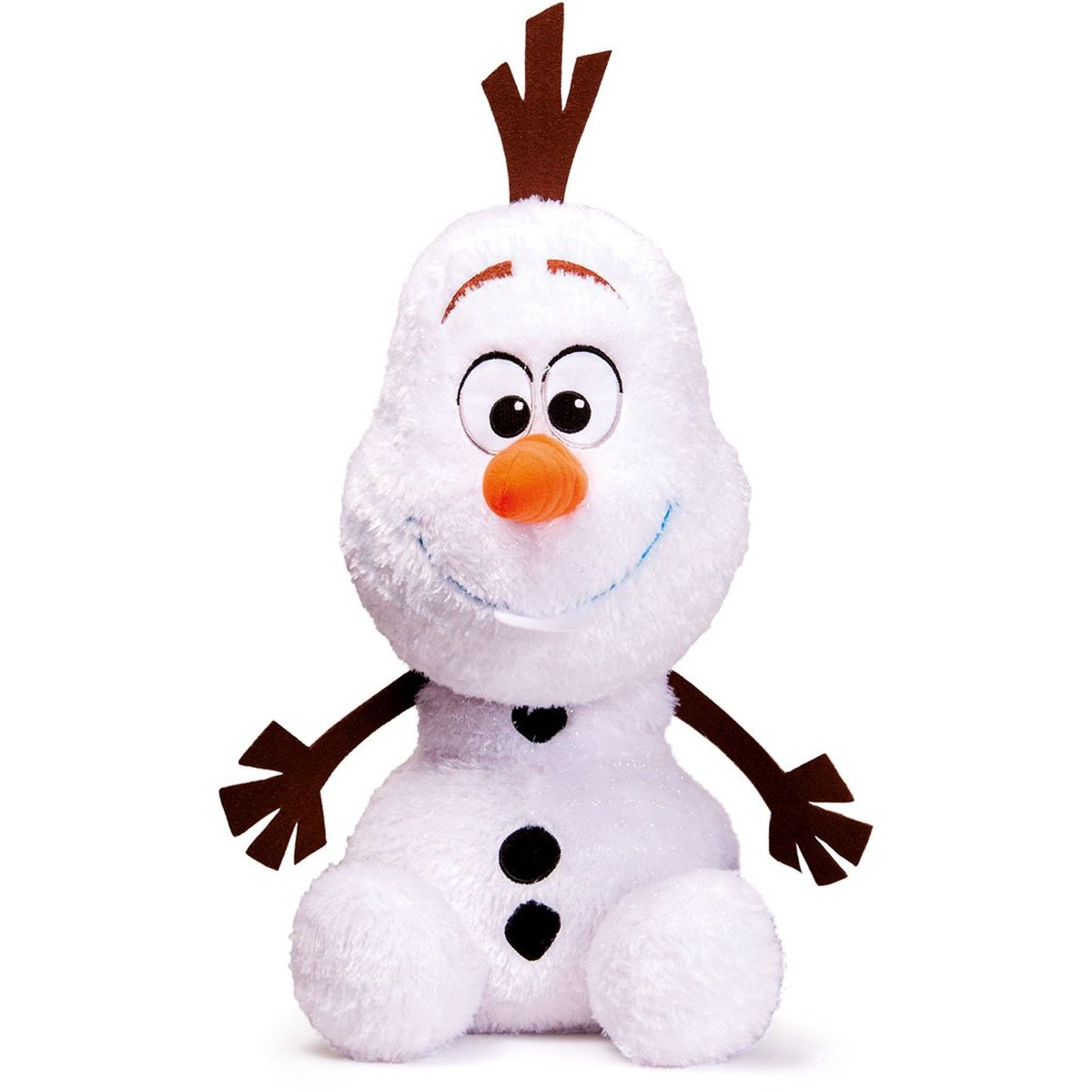 Dino Disney Frozen 2 Olaf trblietavý 50 cm plyš