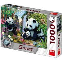 Dino SECRET COLLECTION: Pandy 1000 dielov