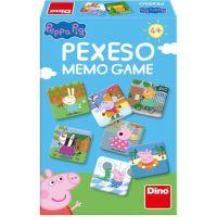Dino Peppa Pig pexeso