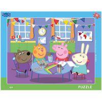 Dino deskové Peppa Pig: Ve školce 40 dílků