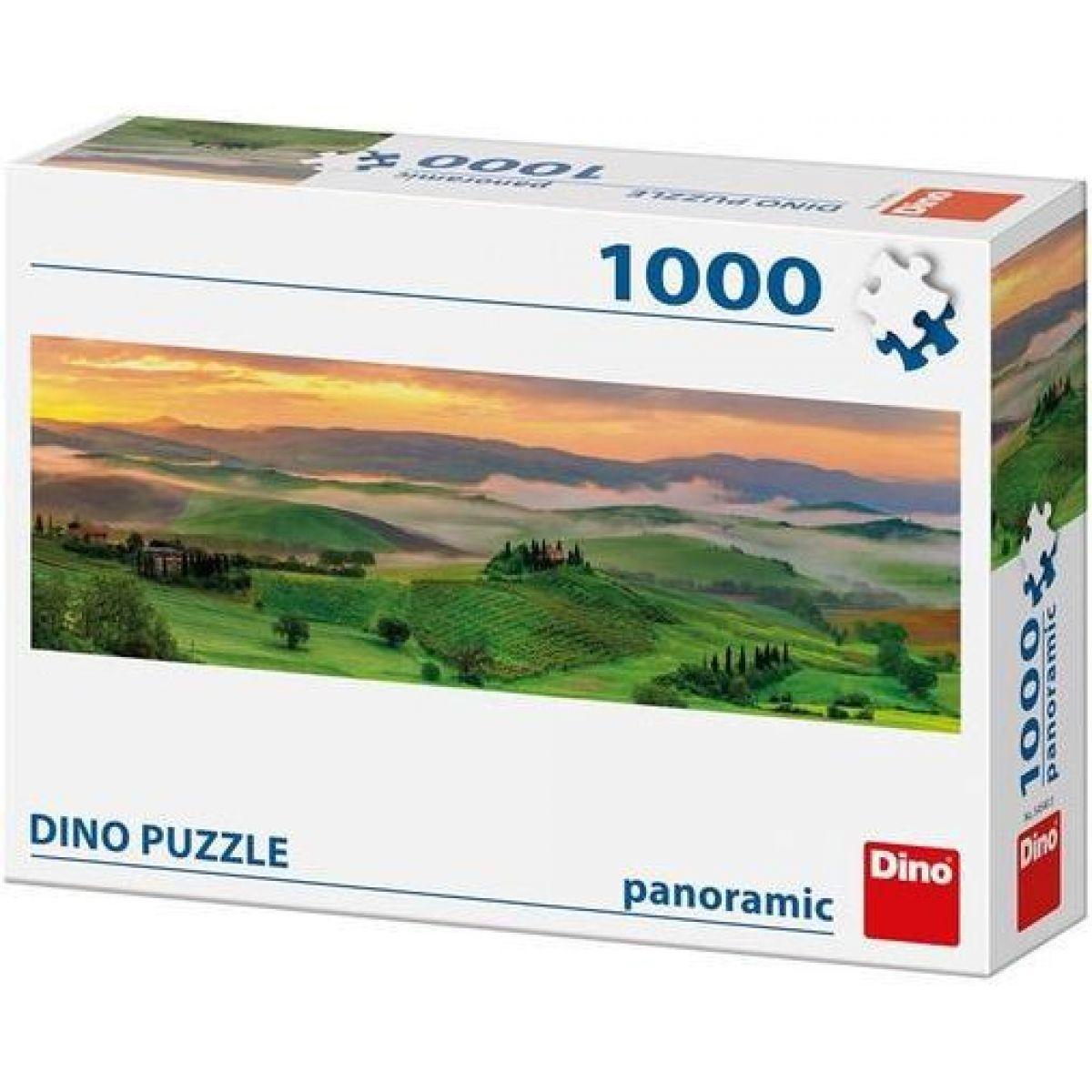 Dino Príroda Panoramic puzzle 1000 dielikov