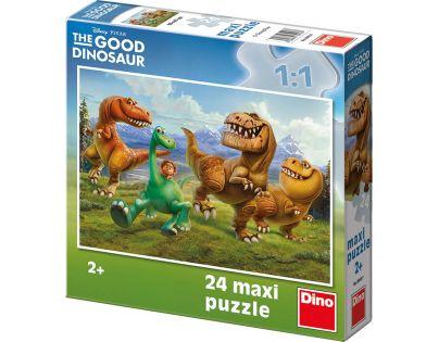 Dino Disney Hodný Dinosaurus v horách 24 Maxi dílků