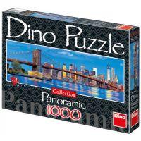 Dino Brooklynský most 1000 dílků