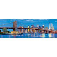 Dino Brooklynský most 1000 dílků 2