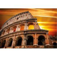 DINO 500 dílků Západ slunce nad Koloseem 2