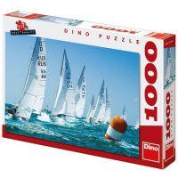 DINO Závodní plachetnice 1000 dílků