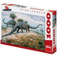 Dino Z. Burian: Diplodocus 1000 dílků