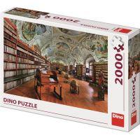 Dino Strahov teologický sál 2000 dílků puzzle