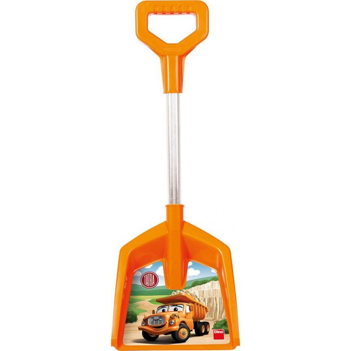 Dino Tatra lopatka oranžová hračka na piesok