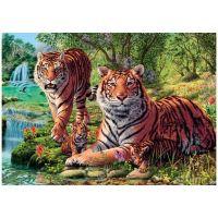 Dino SECRET COLLECTION: Tigre 1000 dielov 2