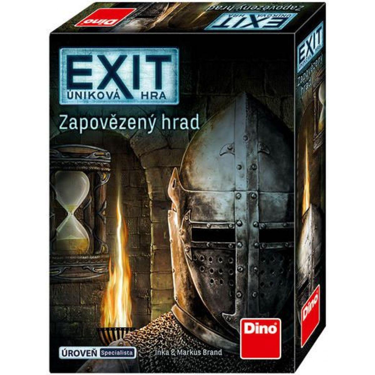 Dino Exit Úniková hra Zakázaný hrad