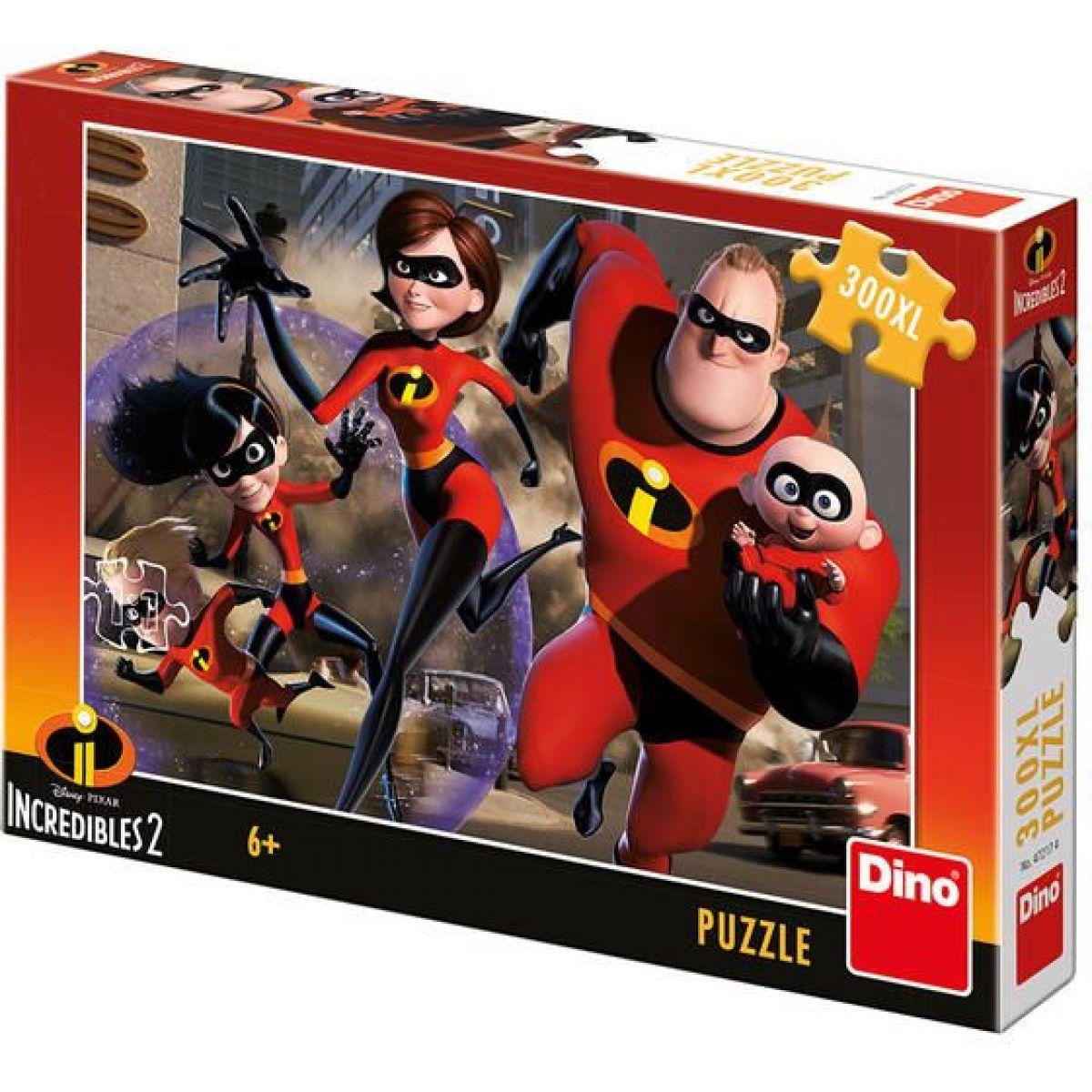 Dino Úžasňákovi 2 300 XL puzzle