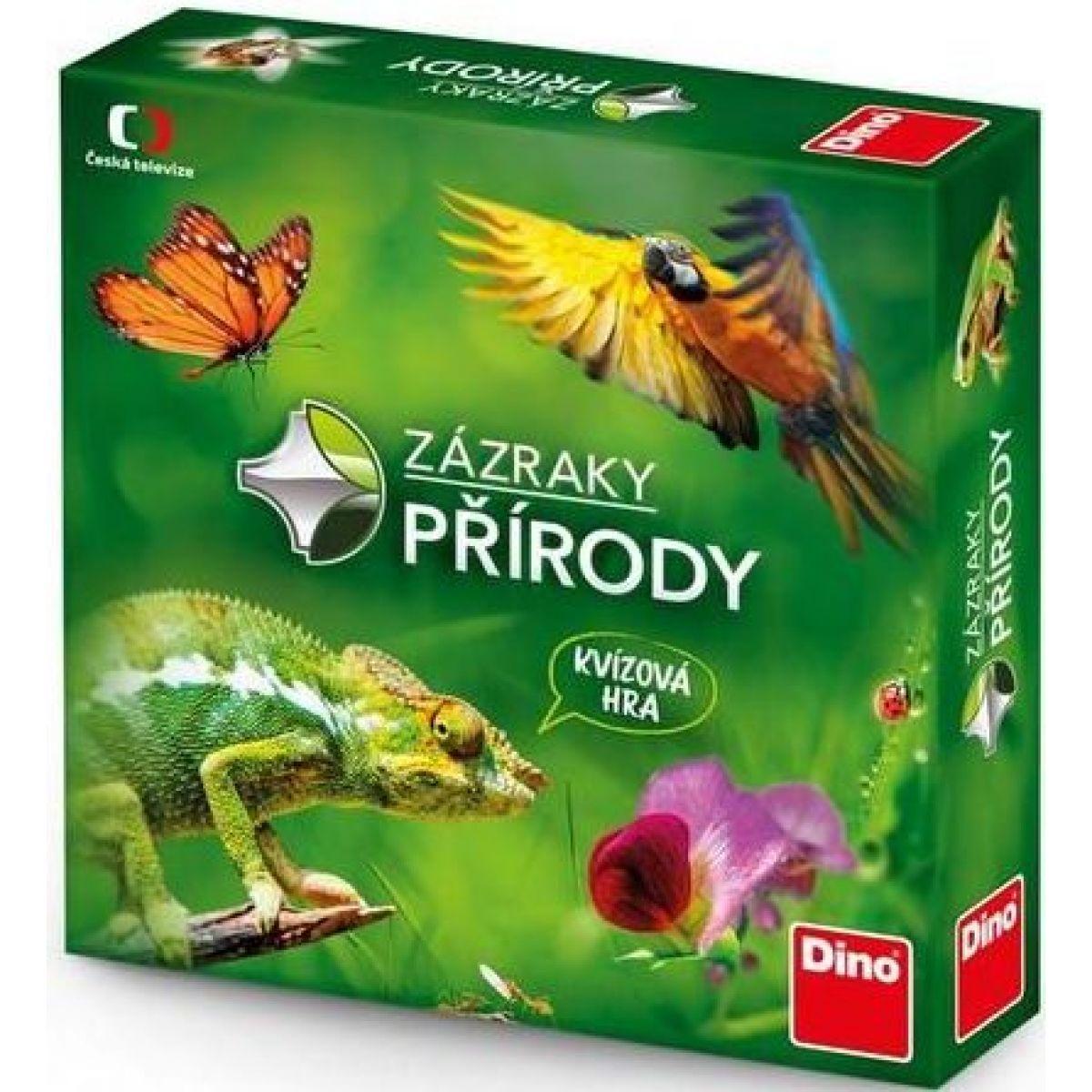 Dino Zázraky prírody rodinná hra