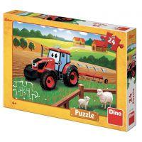 DINO Toys Zetor 24 dílků