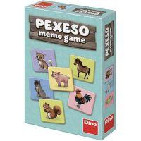 Dino Pexeso: Zvieratká