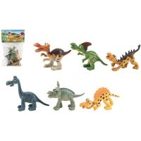 Dinosaurus plastový balenie 6 ks