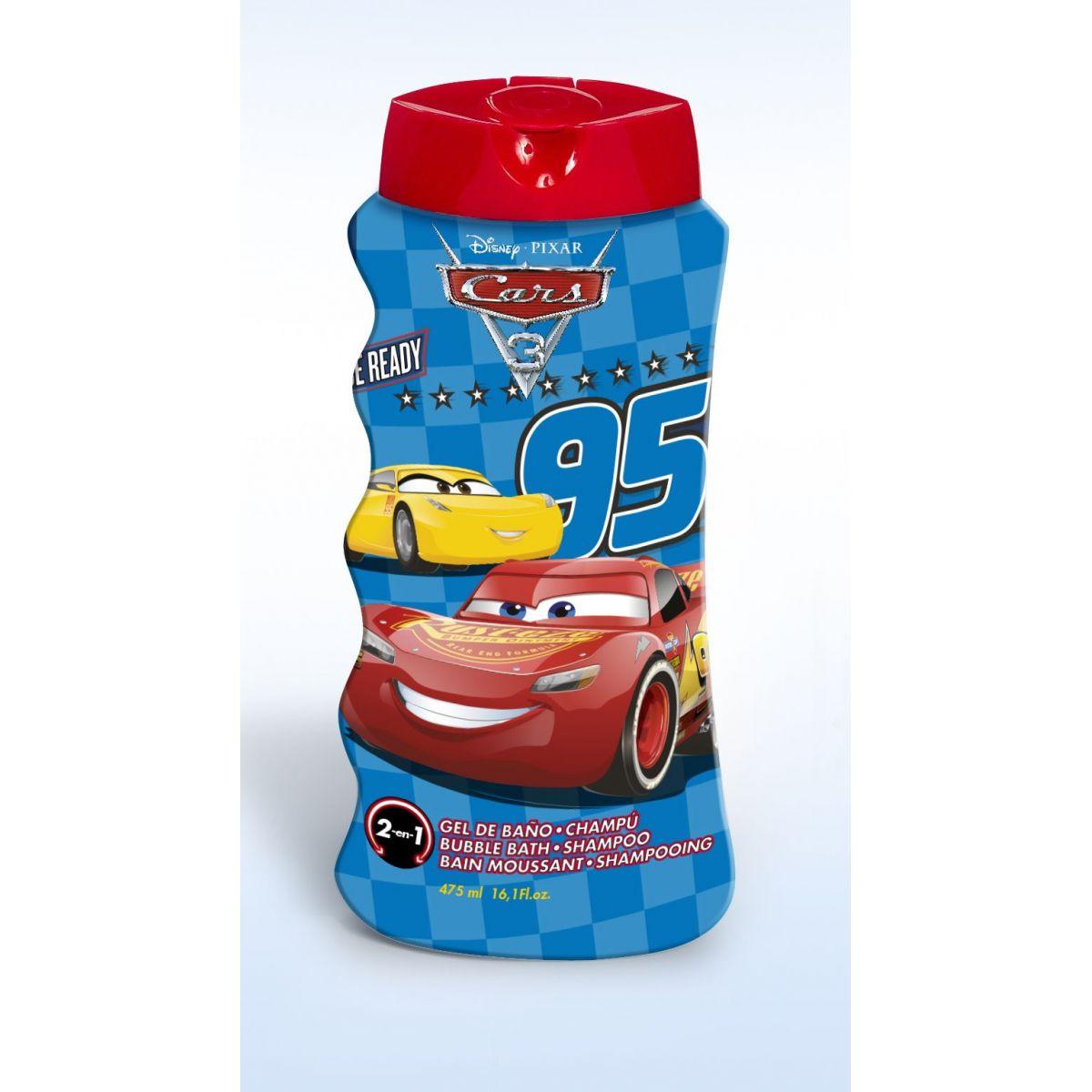 Disney Cars kúpeľový a sprchový gél 475 ml