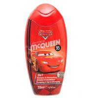 Disney Cars šampón a kondicionér 200 ml