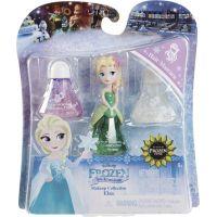 Disney Frozen Little Kingdom Make up pro princezny Elsa zelená a řasenky na vlasy 2