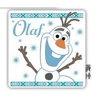 Disney Frozen magický ručníček 25 x 25 cm Olaf