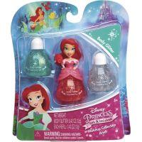 Disney Princess Little Kingdom Make up pro princezny 2 Ariel a třpytky na tělo 2
