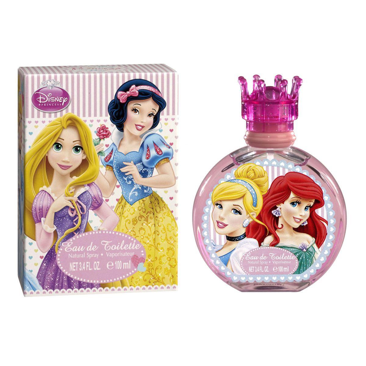 Disney Princess toaletná voda 100ml