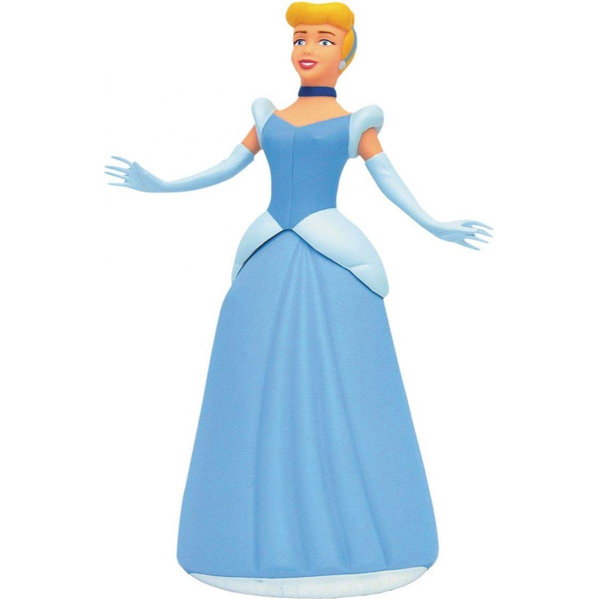 EP Line Disney Princess 3D Popoluška sprchový a kúpeľový gél 300 ml