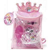 Disney princezné Plecniačik s doplnkami pre princeznú