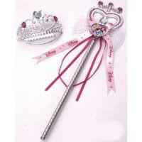 Disney princezné  Čelenka a palička pre princeznú