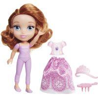Jakks Disney Sofie První panenka 15 cm Růžové šaty 2