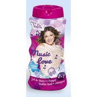 Disney Violeta kúpeľový a sprchový gél 475 ml