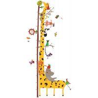 Djeco Dekorácia na stenu - Meter Zvieratká z Amazónie